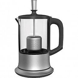 Čajovar Profi Cook PC-TK 1165 čierny/nerez... Čajovar a konvice v jednom, elektronické nastavení teploty od 70 °C do 100 °C, čajový filtr je vyroben z