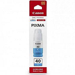 Cartridge Canon GI-40 C, 7700 stran, 70ml modrá (3400C001...
