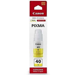 Cartridge Canon GI-40 Y, 7700 stran, 70 ml žltá (3402C001...