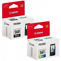Cartridge Canon PG-560/CL-561, 180 stran, Cmyk (3713C006...