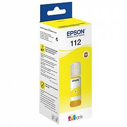 Cartridge Epson 112, 70 ml žltá (C13t06c44a...