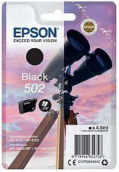Cartridge Epson 502, 210 stran čierna (C13T02V14010...