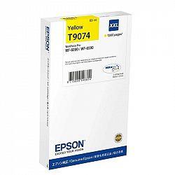 Cartridge Epson T9074, XXL, 7000 stran žltá (C13T907440...