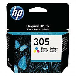 Cartridge HP 305, 100 stran, CMY (3Ym60ae...