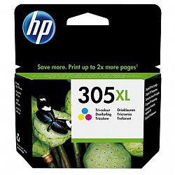 Cartridge HP 305XL, 200 stran, CMY (3Ym63ae...