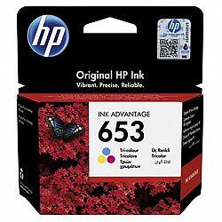 Cartridge HP 653, 200 stran, CMY (3Ym74ae...
