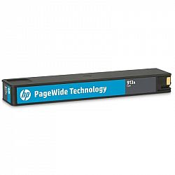 Cartridge HP 913A, 3000 stran modrá (F6t77ae...