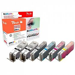Cartridge Peach Canon PGI-550 / CLI-551 MultiPack, Cmyk,...
