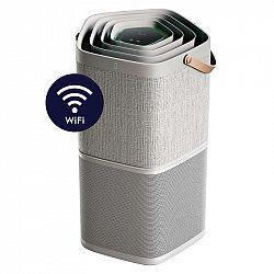 Čistička vzduchu Electrolux Pure A9 PA91-404GY siv... Výkon až 485 m3/h, 5fázová filtrace, certifikace přístroje Evropskou ECARF, Wi-Fi.