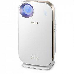 Čistička vzduchu Philips AC4558/50... Odstraní 99,97 % částic o vel. 3 nm, čištěný prostor až 48 m2, automatický a spánkový režim. Sledujte, monitoruj