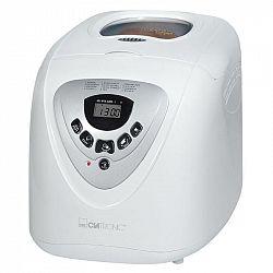 Domáca pekáreň Clatronic BBA 3505... Kapacita 2 litry (odpovídá cca 1000 g chleba), 12 pečících programů, časovač.