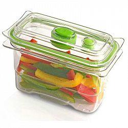 Dóza na potraviny FoodSaver Ffc002x  zelená/priehľadn... Dóza pro vakuové skladování o objemu 0,47 l, pro svářečky FoodSaver.