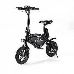 Ebike Eljet E4 Black... Novinka na trhu elektrické mobility Ecolo Eljet E4 Black. Díky 350W motoru můžete s Ecolem E4 uhánět světem rychlostí až 25 km
