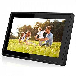 Elektronický fotorámček Gogen Frame 20 Wifi čierny... Fotorámeček 10,1