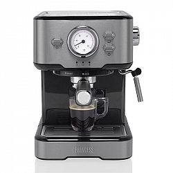 Espresso Princess 249412... 2v1 - pákový kávovar a kávovar na kapsle Nespresso, tlak 20 bar, parní tryska pro cappuccino.