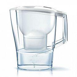 Filtrácia vody Brita Aluna Starter pack... Technologie FlowControl filtračních patron Brita Maxtra se čtyřstupňovou filtrací, celkový objem konvice je