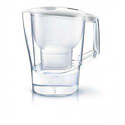 Filtrácia vody Brita Aluna XL Memo biela... Součástí balení je nový typ filtru Maxtra+ Pure Performance, celkový objem konvice je 3,5 l a objem přefil