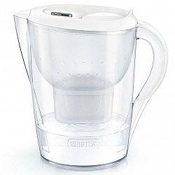 Filtrácia vody Brita Marella XL Memo biela... Součástí balení je nový typ filtru Maxtra+ Pure Performance, celkový objem konvice je 3,5 l a objem přef