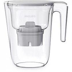 Filtrácia vody Philips Awp2935wh/10... Objem konvice 2,6 l, kapacita filtrované vody 1,5 l, mikrofiltrace, vejde se do dvířek ledničky.