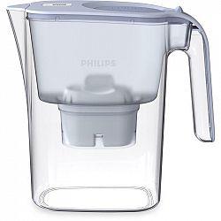 Filtrácia vody Philips Awp2936blt/10... Objem konvice 3 l, kapacita filtrované vody 1,9 l, mikrofiltrace, digitální časovač, vejde se do dvířek lednič