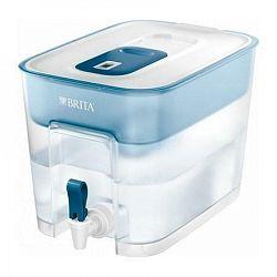 Filtračné barel Brita Flow 8,2 l modr... Filtrační barel na vodu, jedinečná 4stupňová filtrace, objem 8,2 l je ideální pro větší rodinu nebo do kancel
