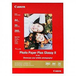 Fotopapier Canon PP201 A4, 260g, 20 listů biely (2311B019...
