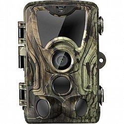 Fotopasca Evolveo StrongVision A... + dárek Fotopast, časosběrná kamera, noční foto i video, 20 Mpx fotografie, Full HD video, 3×PIR čidlo 120°, 2,4