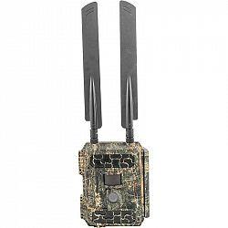 Fotopasca OXE Panther 4G zelená/hned... + dárek Fotopast s řadou pokročilých funkcí, odesílá snímky do telefonu/e-mailu, 0,4 sek. spoušť, dosvit 20 m,