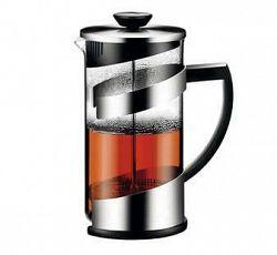 French press  Tescoma Teo 1 l (646634.00... Elegantní konvice o objemu 1 l pro přípravu a servírování kávy nebo čaje.