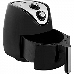 Fritéza teplovzdušná Tristar FR-6994 čierna... Objem nádoby 4,5 l, kapacita až pro 1,2 kg, časovač.