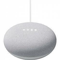 Hlasový asistent Google Nest Mini 2 gen. biely... Chytrý reproduktor s hlasovým ovládáním, virtuální asistent Google, Wi-Fi, technologie rozpoznávání