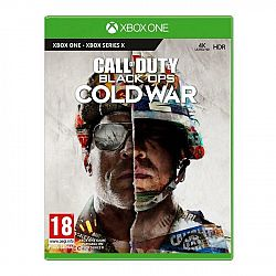 Hra Activision Xbox One Call Of Duty: Black Ops Cold WAR (ACX308561... Hra Xbox ONE S Xbox One X