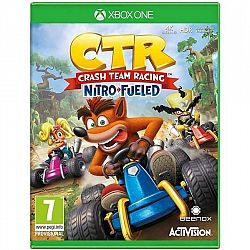 Hra Activision Xbox One Crash Team Racing: Nitro Fueled (CEX311601... Hra Xbox One Xbox ONE S Xbox One X