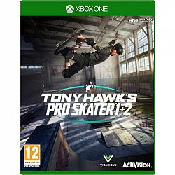 Hra Activision Xbox One Tony Hawk´s Pro Skater 1+2 (ACX378561... Hra Xbox One