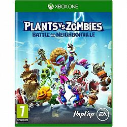 Hra EA Xbox One Plants vs. Zombies: Battle for Neighborville... Hra Xbox One Xbox ONE S Xbox One X