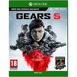 Hra Microsoft Xbox One Gears 5 Standard Edition (6ER-00014... Hra Xbox One Xbox ONE S Xbox One X