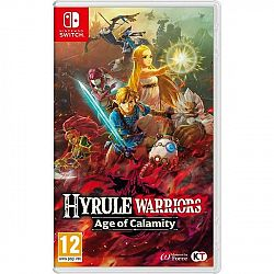 Hra Nintendo Switch Hyrule Warriors: Age of Calamity (NSS302... Hra Nintendo Switch