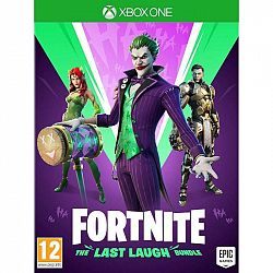 Hra Ostatní Xbox One Fortnite: The Last Laugh Bundle (5051890324283... Hra Xbox One Xbox Series