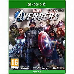 Hra Square Enix Xbox One Marvel's Avengers (5021290085176... Hra Xbox One Xbox ONE S Xbox One X