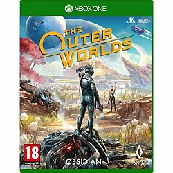 Hra Take 2 Xbox One The Outer Worlds (5026555361903... Hra Xbox One