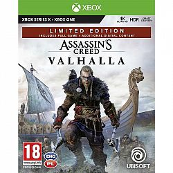 Hra Ubisoft Xbox One Assassin's Creed Valhalla Limited Ed.... Hra Xbox One Xbox Series
