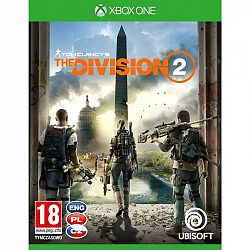 Hra Ubisoft Xbox One Tom Clancy's The Division 2 (USX307310... Hra Xbox One