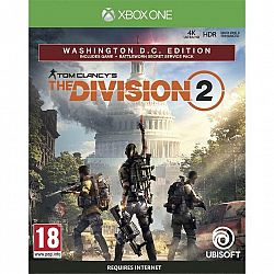Hra Ubisoft Xbox One Tom Clancy's The Division 2 Washington D.C.... Hra Xbox One