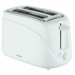 Hriankovač Orava HR-104 biely... Topinkovač na 2 topinky, 6 teplotních stupňů opékání