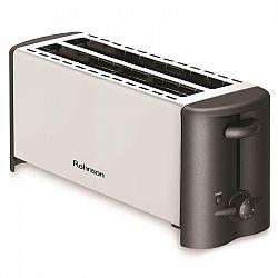 Hriankovač Rohnson R-2152... Topinkovač pro přípravu až 4 toastů a různých druhů pečiva.