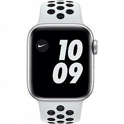 Inteligentné hodinky Apple Watch Nike SE GPS 44mm pouzdro ze... Chytré hodinky Retina ,  akcelerometer, barometr, gyroskop, kompas, krokoměr, senzor s