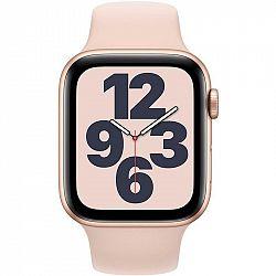 Inteligentné hodinky Apple Watch SE GPS 44mm pouzdro ze zlatého... Chytré hodinky Retina ,  akcelerometer, barometr, gyroskop, kompas, krokoměr, senzo