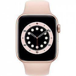 Inteligentné hodinky Apple Watch Series 6 GPS 44mm pouzdro ze... Chytré hodinky Retina ,  akcelerometer, barometr, gyroskop, kompas, krokoměr, senzor