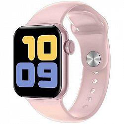Inteligentné hodinky Carneo Gear+ Cube ružové (8588007861258... Chytré hodinky 1.4