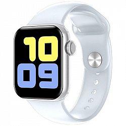 Inteligentné hodinky Carneo Gear+ Cube strieborné (8588007861241... Chytré hodinky 1.4